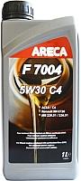 Моторное масло Areca F7004 5W30 C4 (1л) -