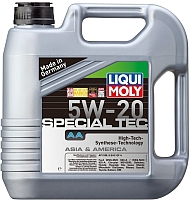 Моторное масло Liqui Moly Special Tec AA 5W20 (5л) -