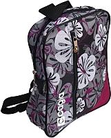 Детский рюкзак Cagia 604825 (цветы) -