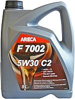 Моторное масло Areca F7002 5W30 C2 (5л) -