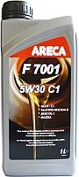 Моторное масло Areca F7001 5W30 C1 (1л) -