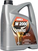 Моторное масло Areca M2000 20W50 (5л) -