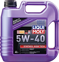 Моторное масло Liqui Moly Synthoil High Tech 5W40 (4л) -