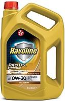 Моторное масло Texaco Havoline ProDS P 0W30 (4л) -
