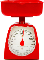 Кухонные весы Irit IR-7130 (красный) -