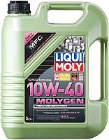 Моторное масло Liqui Moly Molygen New Generation 10W40 (5л) -