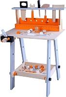 Детский набор инструментов Eco Toys Мастерская 1173 -