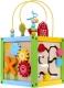 Развивающая игрушка Eco Toys Куб для малышей 1004P -