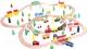 Железная дорога детская Eco Toys HJD93950A -
