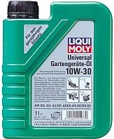 Моторное масло Liqui Moly Universal Gartengerate-Oil 10W30 (1л) -