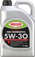 Моторное масло Meguin Megol New Generation 5W30 (5л) -