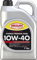 Моторное масло Meguin Megol Syntech Premium Diesel 10W40  (5л) -