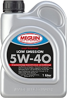 Моторное масло Meguin Megol Low Emission 5W40 (1л) -