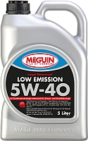 Моторное масло Meguin Megol Low Emission 5W40 (5л) -