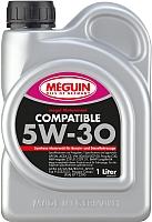 Моторное масло Meguin Megol Compatible 5W30 (1л) -
