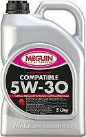 Моторное масло Meguin Megol Compatible 5W30 (5л) -
