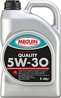 Моторное масло Meguin Megol Quality 5W30 (5л) -