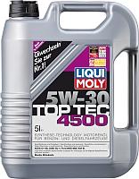 Моторное масло Liqui Moly Top Тес 4500 5W30 (5л) -