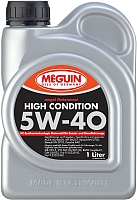 Моторное масло Meguin Megol High Condition 5W40 (1л) -