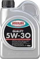 Моторное масло Meguin Megol Quality 5W30 (1л) -