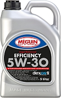Моторное масло Meguin Megol Efficiency 5W30 (5л) -