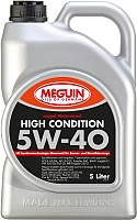 Моторное масло Meguin Megol High Condition 5W40 (5л) -