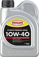 Моторное масло Meguin Megol Syntech Premium Diesel 10W40  (1л) -