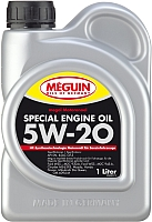 Моторное масло Meguin Megol Special Engine Oil 5W20 (1л) -