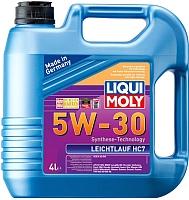 Моторное масло Liqui Moly Leichtlauf HC7 5W30 (4л) -