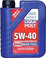 Моторное масло Liqui Moly Diesel High Tech 5W40 (1л) -