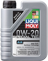 Моторное масло Liqui Moly Special Tec AA 0W20 (1л) -
