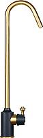 Смеситель Kuppersberg Ameno KG2614 (черный металлик/бронза) -