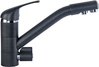 Смеситель Kuppersberg Eco KG2665 (черный металлик) -