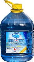 Жидкость стеклоомывающая MegaZone Эконом зимний -20 (4л) -