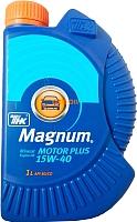 Моторное масло ТНК Маgnum Motor Plus 15W40 (1л) -