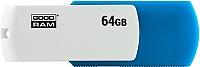 Usb flash накопитель Goodram UCO2 64GB (UCO2-0640MXR11) -