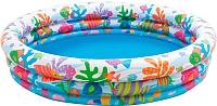 Надувной бассейн Intex Рыбки 59431NP (132x28) -