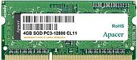 Оперативная память DDR3 Apacer AS04GFA60CATBGJ -
