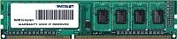 Оперативная память DDR3 Patriot PSD38G1600L2 -