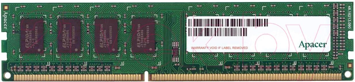 Оперативная память DDR3 Apacer