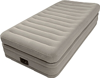 Надувная кровать Intex Prime Comfort Elevated Airbed 64444 -