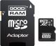 Карта памяти Goodram microSDHC (Class 10) UHS-I 16GB / M1AA-0160R11 -