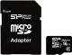 Карта памяти Silicon Power microSDHC UHS-I U3 Class 10 16GB / SP016GBSTHDU3V10SP -
