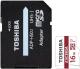 Карта памяти Toshiba EXCERIA microSDHC 16GB (THN-M302R0160EA) -