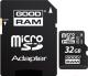 Карта памяти Goodram microSDHC (Class 10) UHS-I 32GB / M1AA-0320R11 -