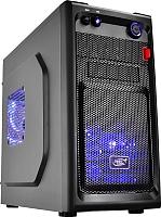 Корпус для компьютера Deepcool Smarter LED (черный ) -