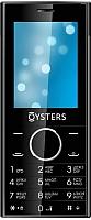 Мобильный телефон Oysters Ufa (черный) -