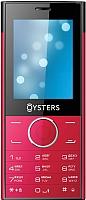 Мобильный телефон Oysters Ufa (красный) -