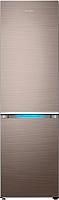 Холодильник с морозильником Samsung RB41J7751XB/WT -