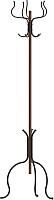 Вешалка для одежды Sheffilton SHT-CR300 (ваниль/коричневый) -
